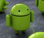 Android progresse plus vite que l'iPhone