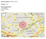 SFR Mobile Perdu géolocalise n'importe quel téléphone portable