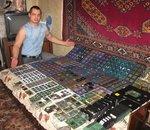 Insolite : la plus belle collection de processeurs au monde ?