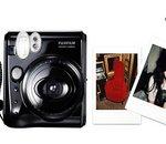 Instax Mini50s : Fujifilm remet la photo instantanée au goût du jour