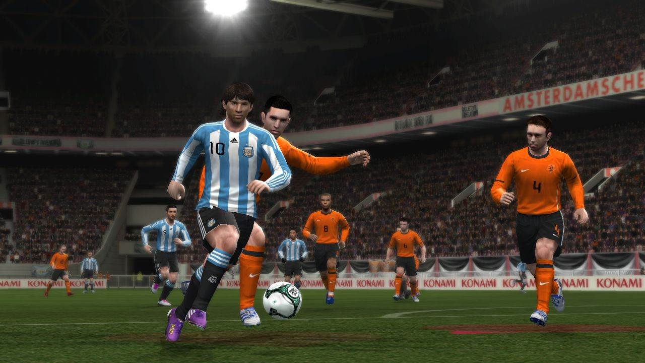 demo pes 2011 pc clubic