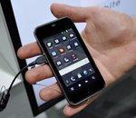 Ceatec : Sharp présente l'IS03, smartphone Android et Felica