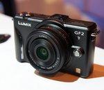 Panasonic GF2 : le compact à objectif interchangeable rapetissé et simplifié