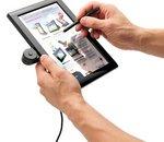 iMO eye9 : un moniteur tactile et USB avec webcam intégrée