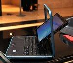 Dell Inspiron Duo : le netbook convertible en tablette officialisé