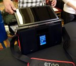 Eton Soulra XL : la station d'accueil solaire pour iPhone s'agrandit
