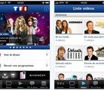 TF1 passe son application iPhone / iPad au gratuit