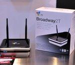 PCTV présente Broadway 2T: la TV partout, sans fil, sur iPad et iPhone