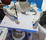 IFA : SketRobo, un robot dessinateur à 100 dollars