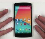 Prise en mains Nexus 5 : LE smartphone de fin d'année ?