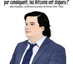 Live Japon : Bitcoin, un