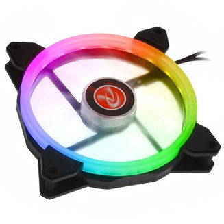 Iris 14 Rainbow RGBBoîtier - de 2000 tours/mn 30 dBA et + 1500 tours/mn 140 mm 230,0 g 30,8 dBA
