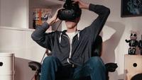 Vidéo CES 2018 :  3dRudder Blackhawk, un nouveau contrôleur de mouvement pour jeu PC et VR