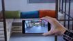 Vidéo CES 2018 : Combineo : essayage virtuel en réalité augmentée pour le home design