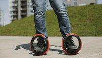 Vidéo ORBIT WHEEL : Skate basé sur un système de propulsion