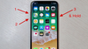 Comment faire un hard reset sur un iPhone X?