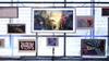 Votre salon transformé avec le téléviseur Samsung Frame