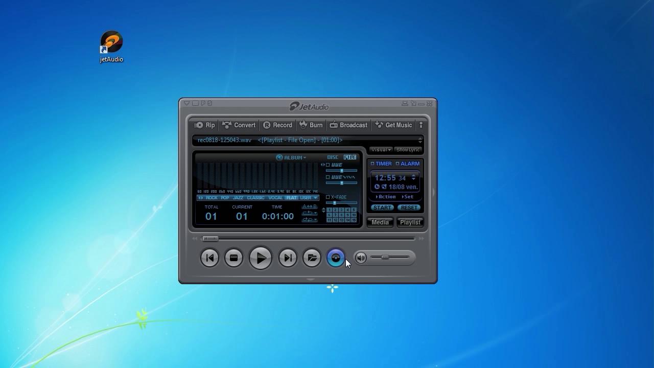 jet audio gratuit sur clubic