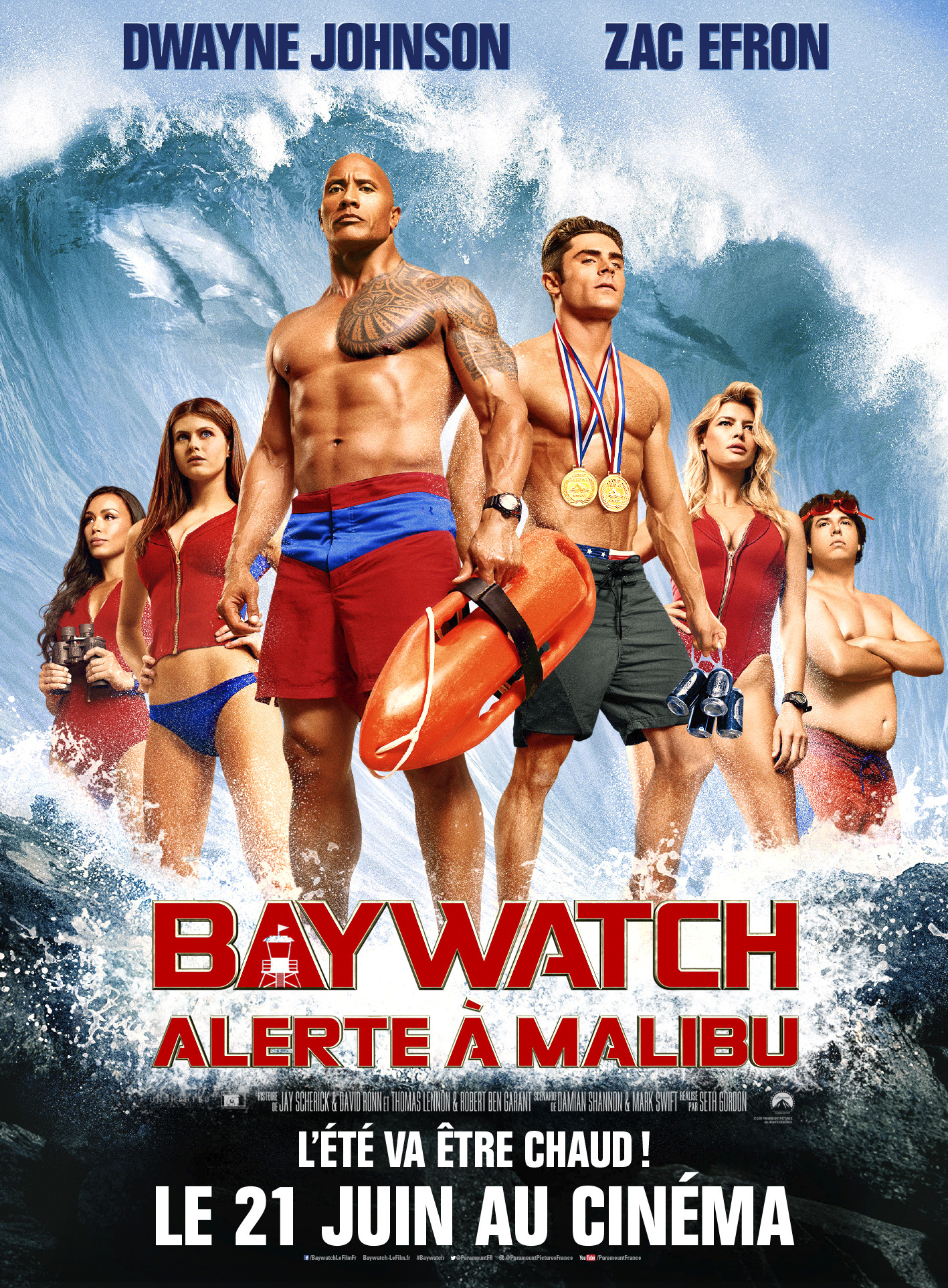 baywatch alerte à malibu utorrent