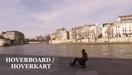 Vidéo Nouveaux modes de transport urbain : l'Hoverkart