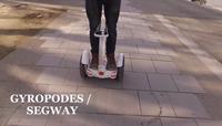 Vidéo Nouveaux modes de transport urbain : les Gyropodes