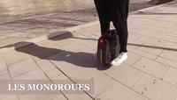 Vidéo Nouveaux modes de transport urbain : les Monoroues