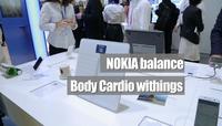Vidéo Vu au MWC 2017 - La balance connectée Nokia Body Cardio