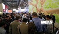 Vidéo Vu au MWC 2017 - Le Nokia 5