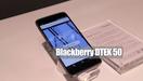 Vidéo Vu au MWC 2017 - Le BlackBerry DTek50