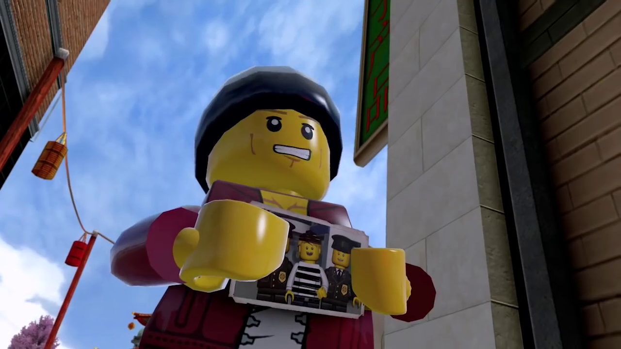 Trailer de LEGO City Undercover sur Nintendo Switch