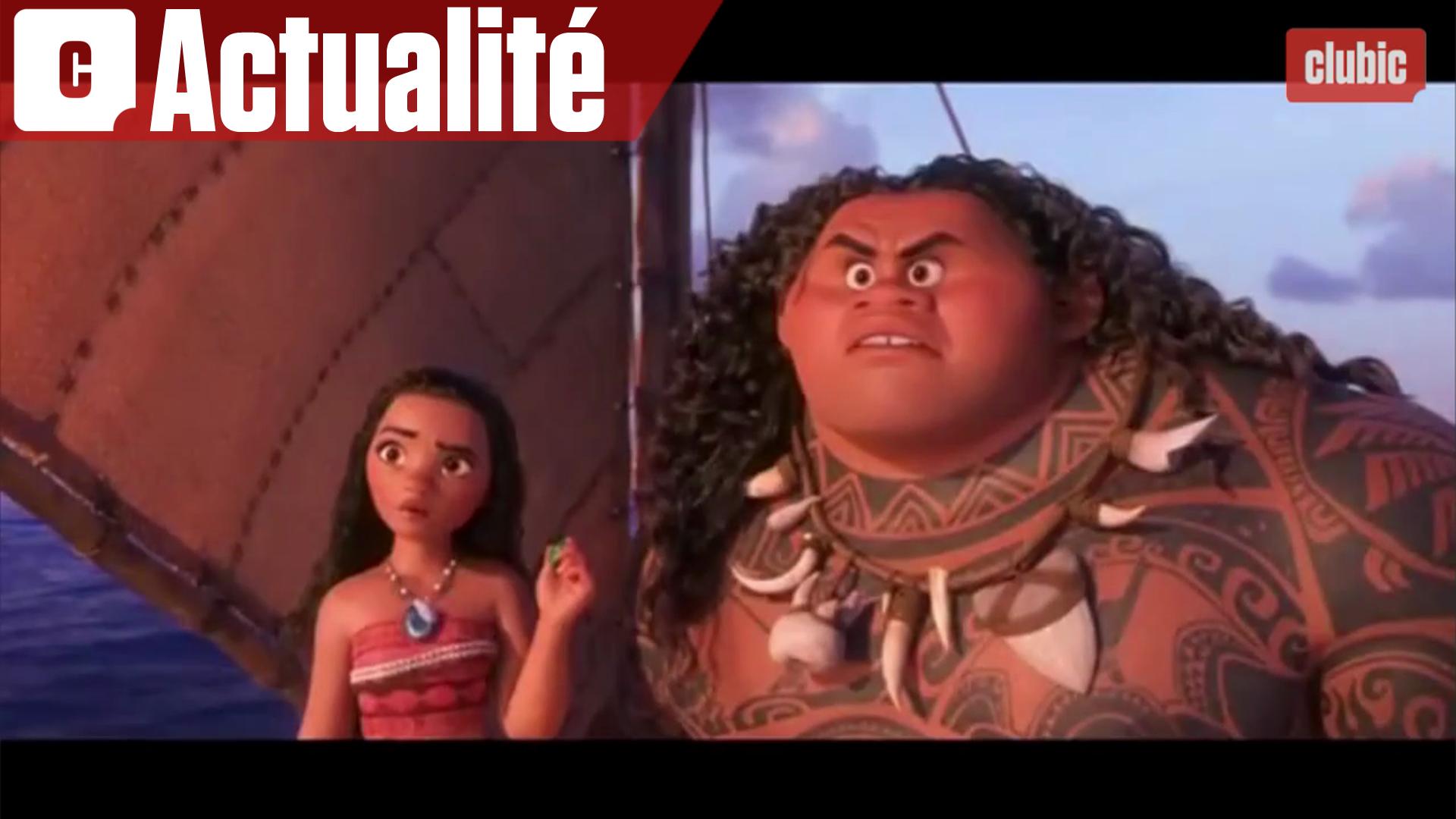 Vaiana, la nouvelle princesse de Disney