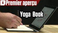 Vidéo Yoga Book en vidéo : démonstration du stylet et du bloc-note