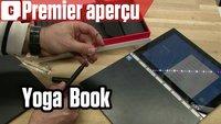 Vidéo Yoga Book en vidéo : ordinateur, tablette et bloc-note papier à la fois