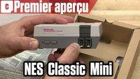 Vidéo NES Classic Mini : le tour du propriétaire en vidéo