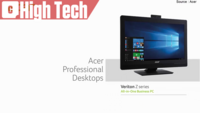 Vidéo Acez Professional Desktops Veriton Z Series tech review