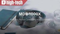 Vidéo Le casque audio MDR-1000X de Sony