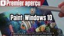 Vidéo Microsoft présente la nouvelle version de Paint: démo de modélisation 3D facile