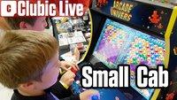 Vidéo Small Cab : une borne d'arcade à la maison [Savoie Retro Games 2016]