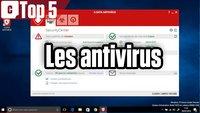 Vidéo Top 5 des meilleurs antivirus : forces et faiblesses