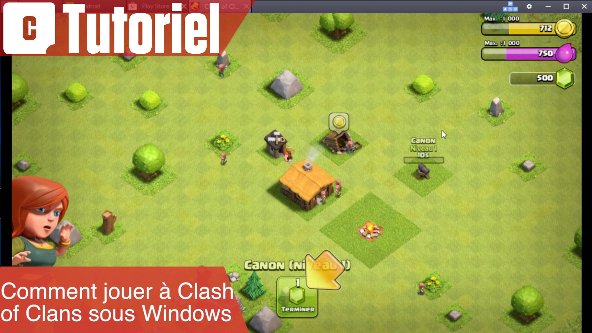 Clash of clans google play store télécharger