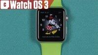 Vidéo Apple Watch : présentation des nouveautés de WatchOS 3