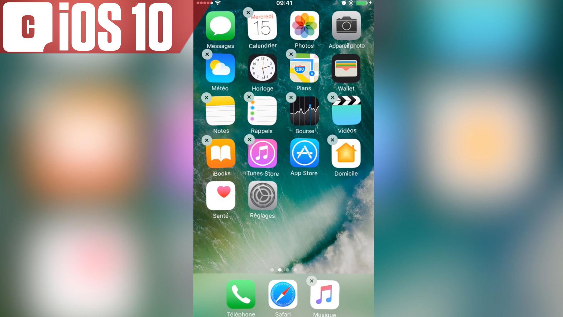 iOS 10 : le tour des nouveautés en vidéo !