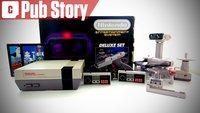 Vidéo Pub Story - Nintendo NES 1ere partie