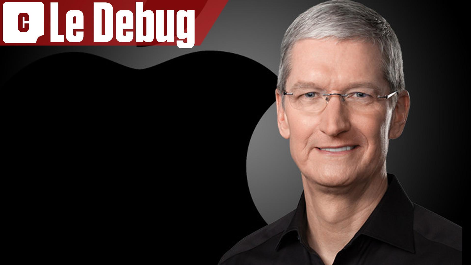 Mauvais résultats d'Apple : pourquoi l'iPhone chute de 16%