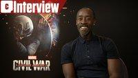 Vidéo Captain America Civil War : les défis du tournage (interview)