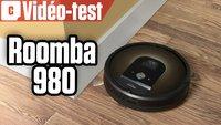 Vidéo Vidéo-test du Roomba 980 : la Rolls des robots aspirateurs ?