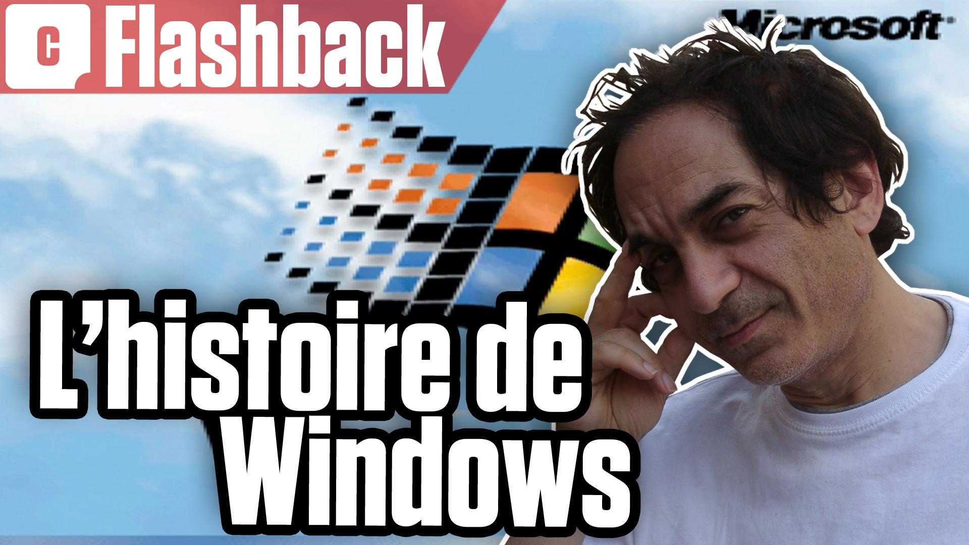 Microsoft Windows : comment tout a commencé ? (avec Daniel Ichbiah)