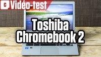 Vidéo Vidéo-Test du Toshiba CB30-B-140 : un Chromebook Full HD pour 349 euros