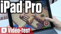 Vidéo Vidéo-test de l'iPad Pro : la tablette XXL d'Apple passée au crible !