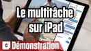 Vidéo iPad Pro : démo du multitâche et du clavier amélioré